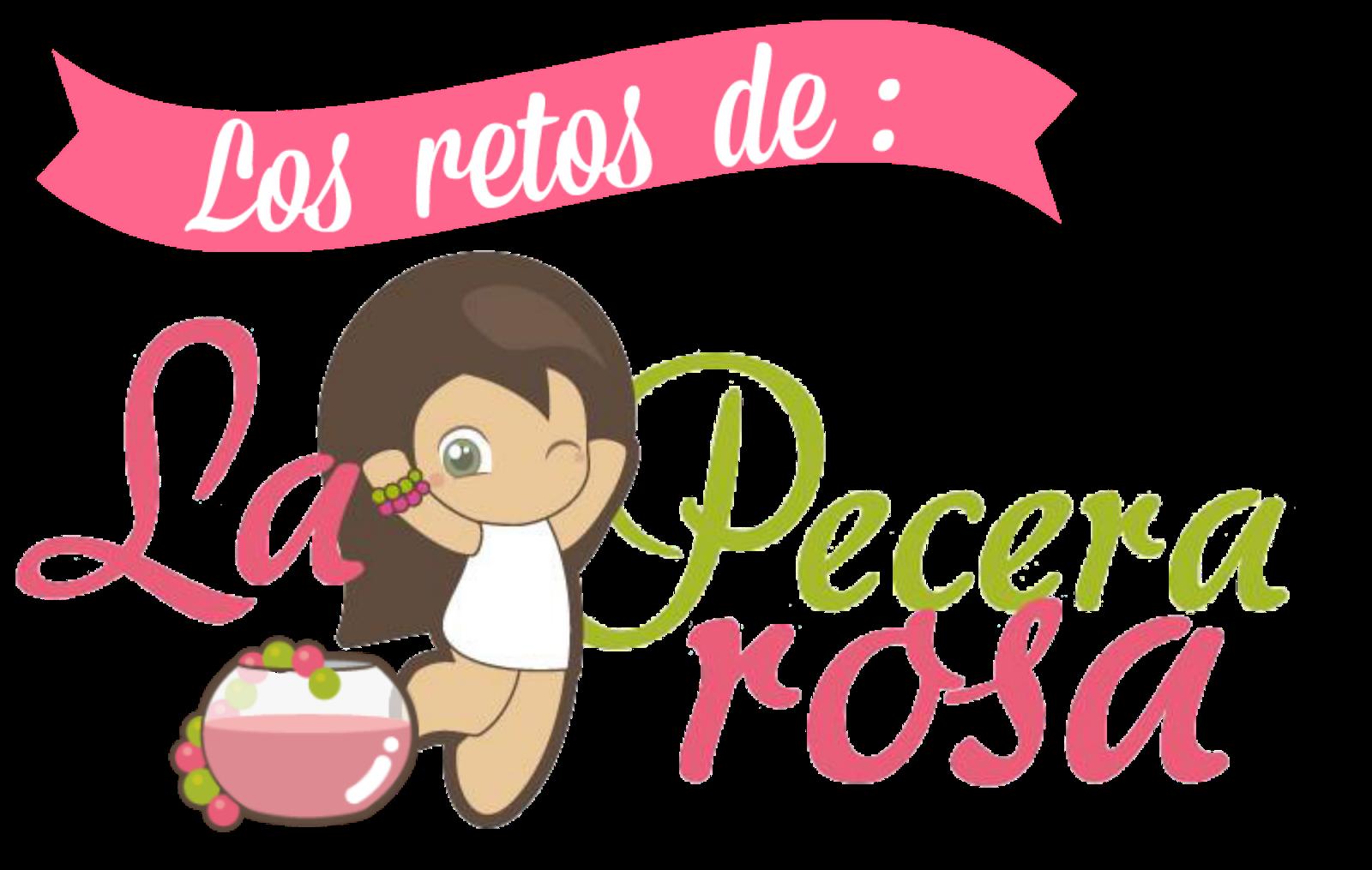 Participo en los retos de La Pecera Rosa
