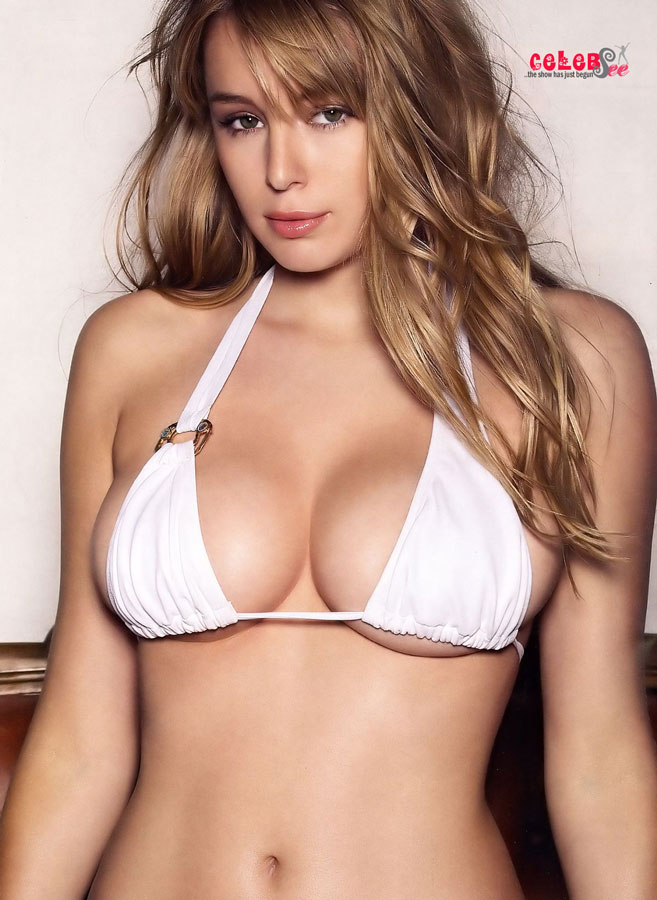 Glamour Hottest Model Keeley Hazell | Hot Site