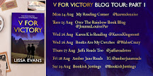 V for Victory Blog Tour