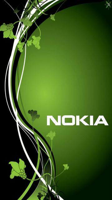 Nokia, green download free wallpapers for mobile