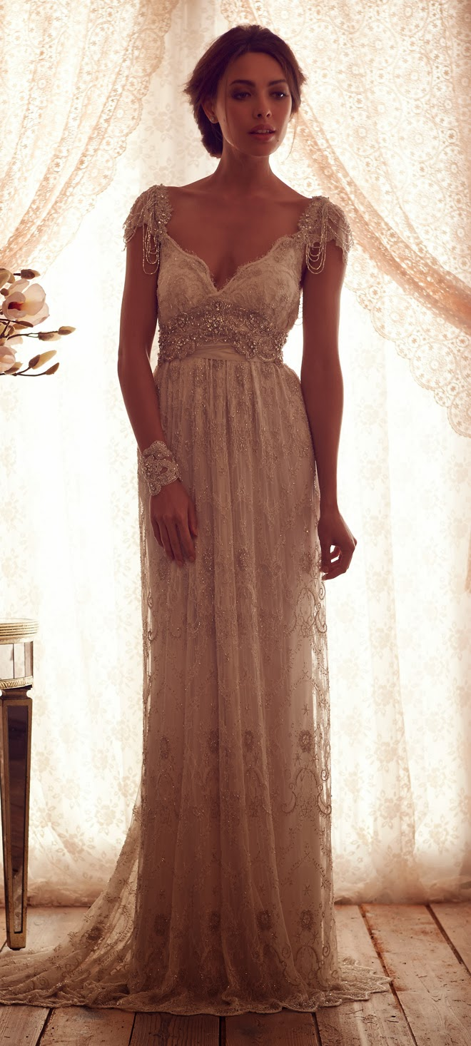 Anna campbell 2013 gossamer collection part 2 belle for Where to buy anna campbell wedding dresses