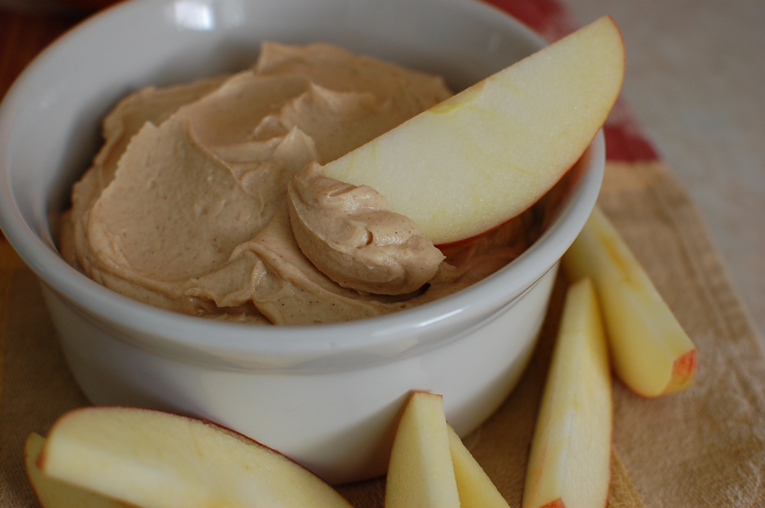 Food, Fun & Life: Peanut Butter Dip