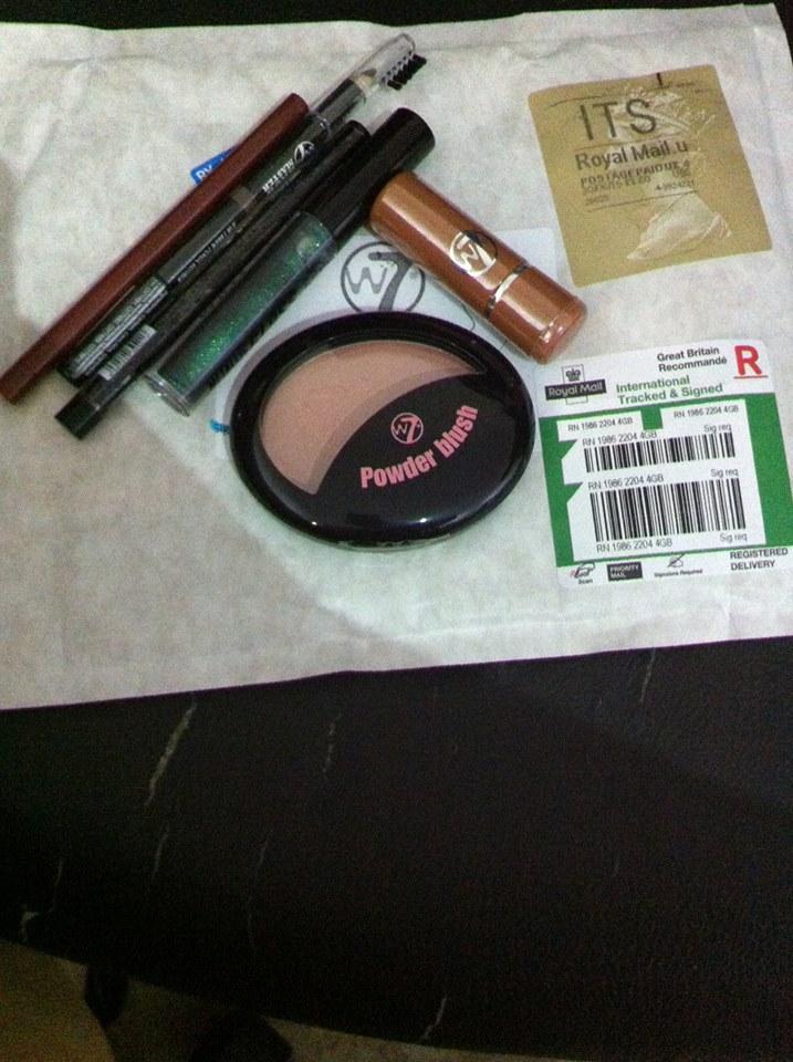 collaborazione w7 cosmetis