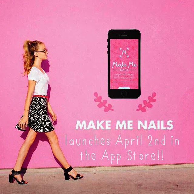 Rocky Coast News: G Hannelius \'Make Me Nails\'s App Launches April 2nd