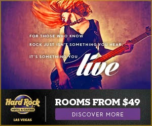 Hard Rock Hotel- Las Vegas