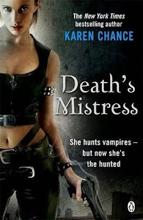 Deaths Mistress Karen Chance Urban Fantasy Paranormal Book