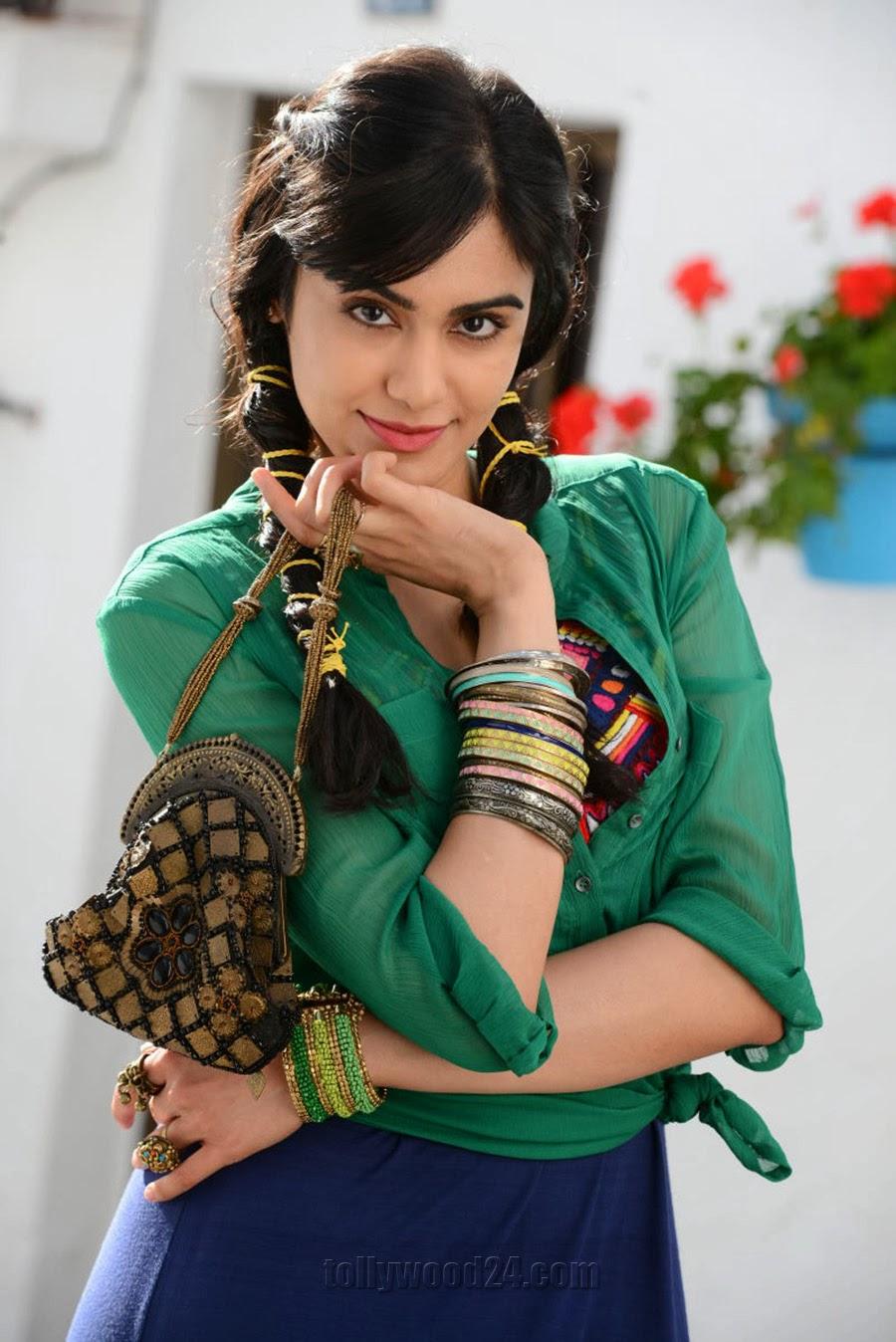 Heart Attack Telugu Movie Heroine Name Adah Sharma cut...