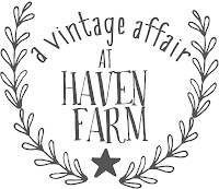 ★A Vintage Affair at Haven Farm