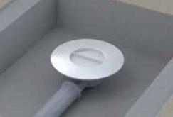 3) Как установить душевой сливной трап Alcaplast в душевой зоне Вашей ванной комнаты