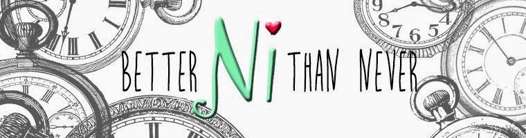 Better Ni than never