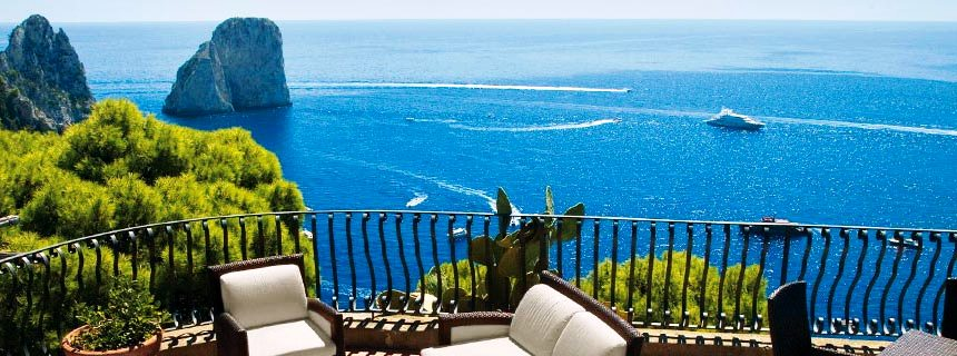map your own life experience the world the dramatic views of capri