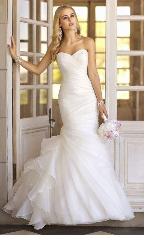 accesorios para vestido de novia corte sirena – vestidos de mujer