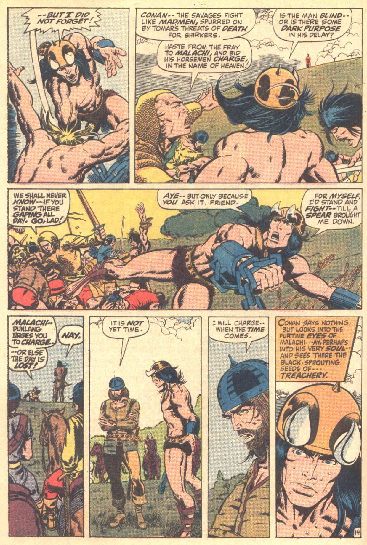Conan the Barbarian (1970) Issue #3 #15 - English 15