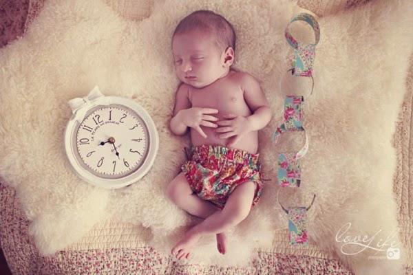photo bébé original photographe