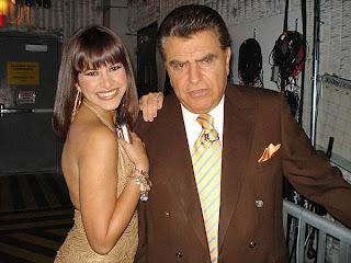 Don Francisco y Pamela Sued