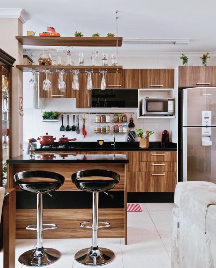 Dicas para fazer a sua cozinha planejada  Comprando Meu Apê  Comprando Meu Apê # Armarios Para Cozinha Planejada Pequena