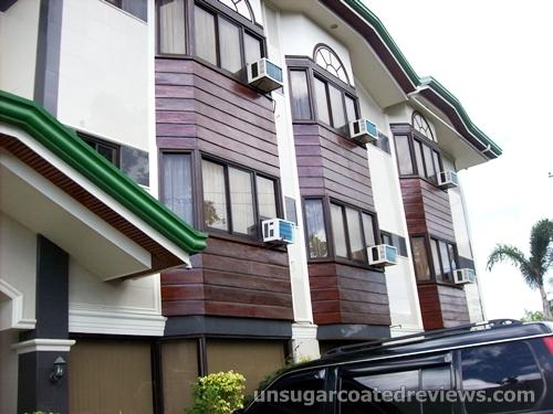 Vest Pension House exterior