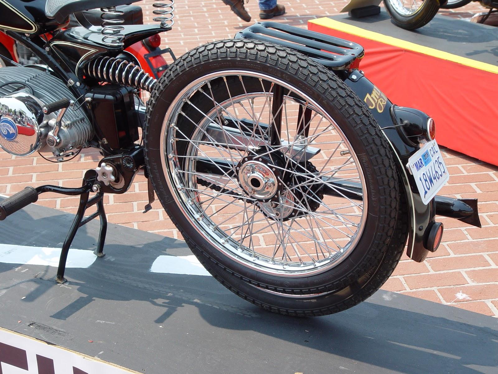 Riedel Imme R100 Spare Tire