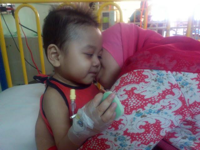 Kasih ibu membawa ke syurga