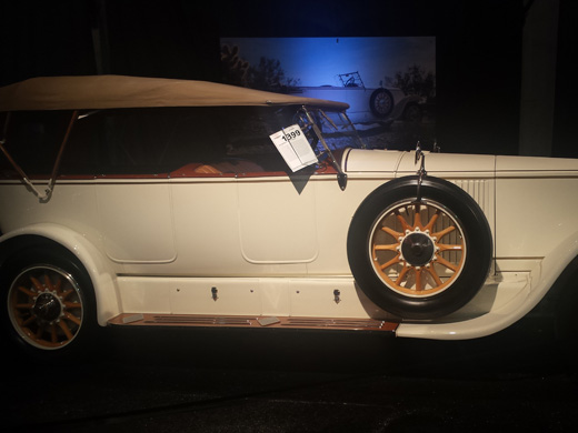 Barrett-Jackson, Scottsdale, Arizona. Photo by Oma Loves U!