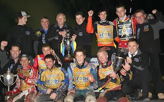 Kings Lynn KO Cup Champions 2009
