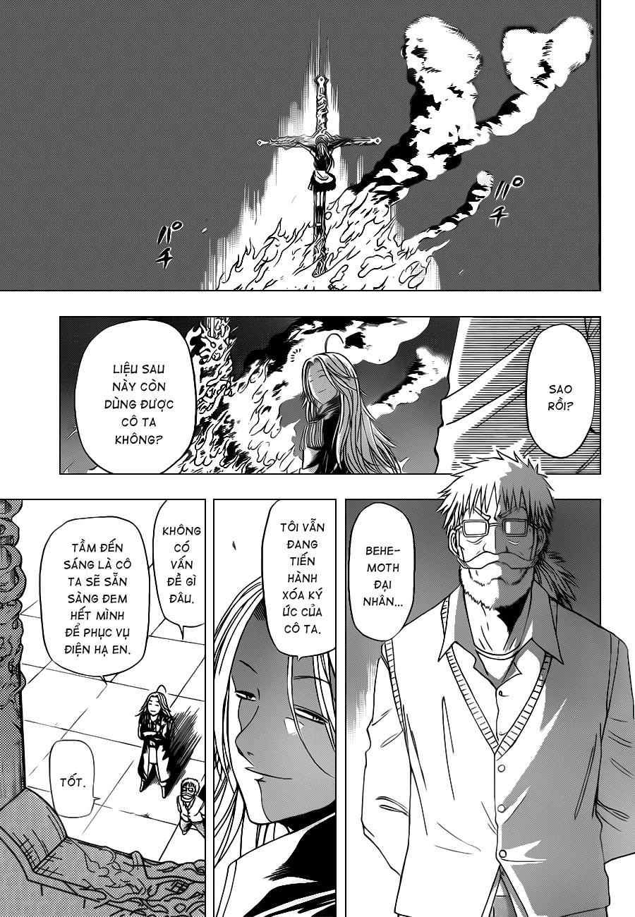 Vua Quỷ - Beelzebub tap 133 - 4