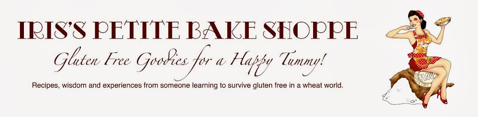 Gluten Free Goodies for a Happier Tummy