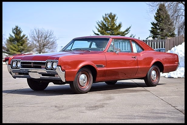 On The Block 1966 Olds F85 442 Coupe Update With High