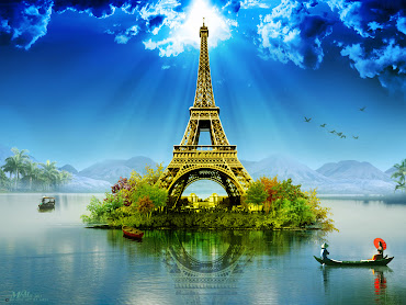 #19 Eiffel Tower Wallpaper