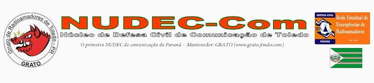 NÚCLEO DE DEFESA CIVIL DE COMUNICAÇÃO