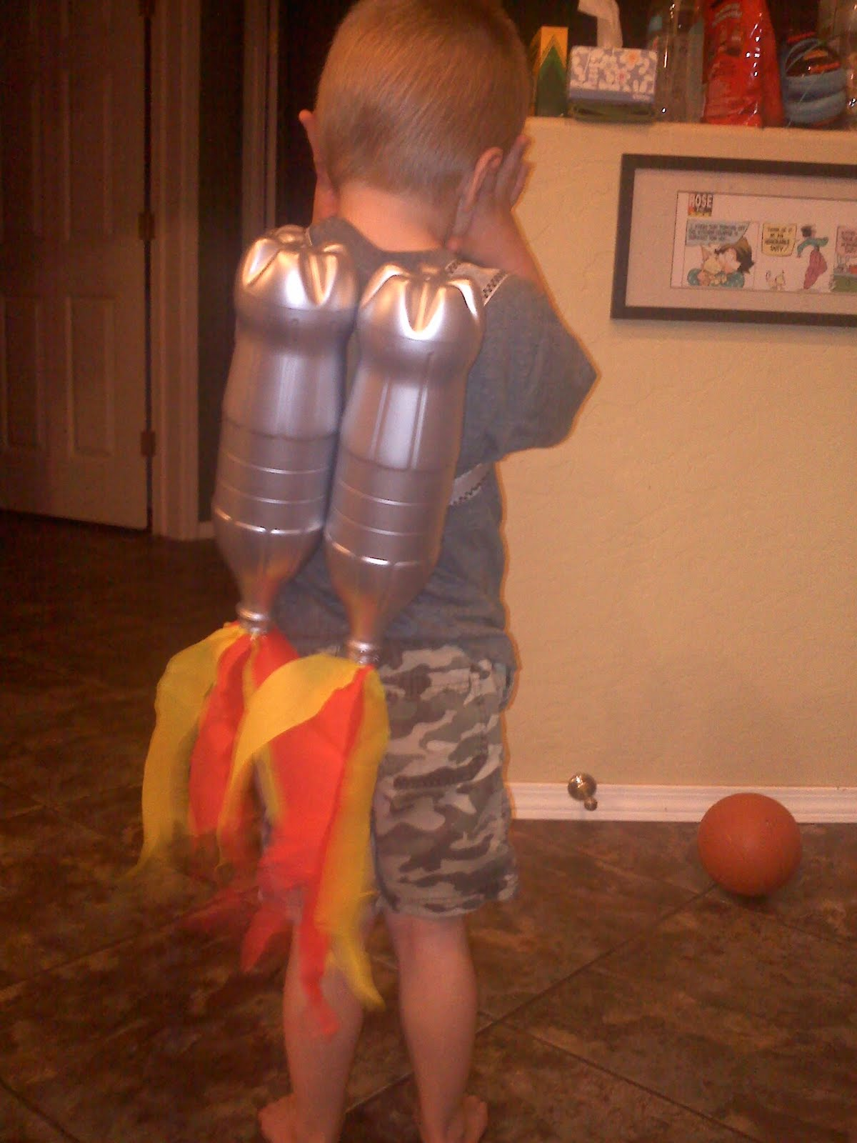 Been there pinned that jet pack for How to make a cheap rocket
