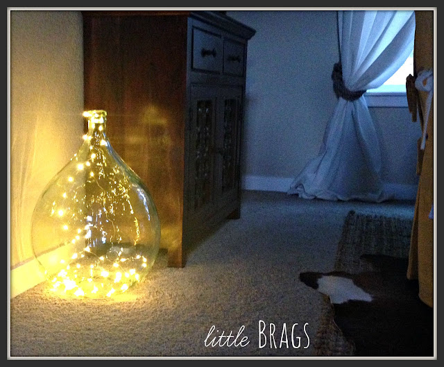 String Lights Dining Room : Little Brags: A Few New Goodies And Some Progress In The Dining Room