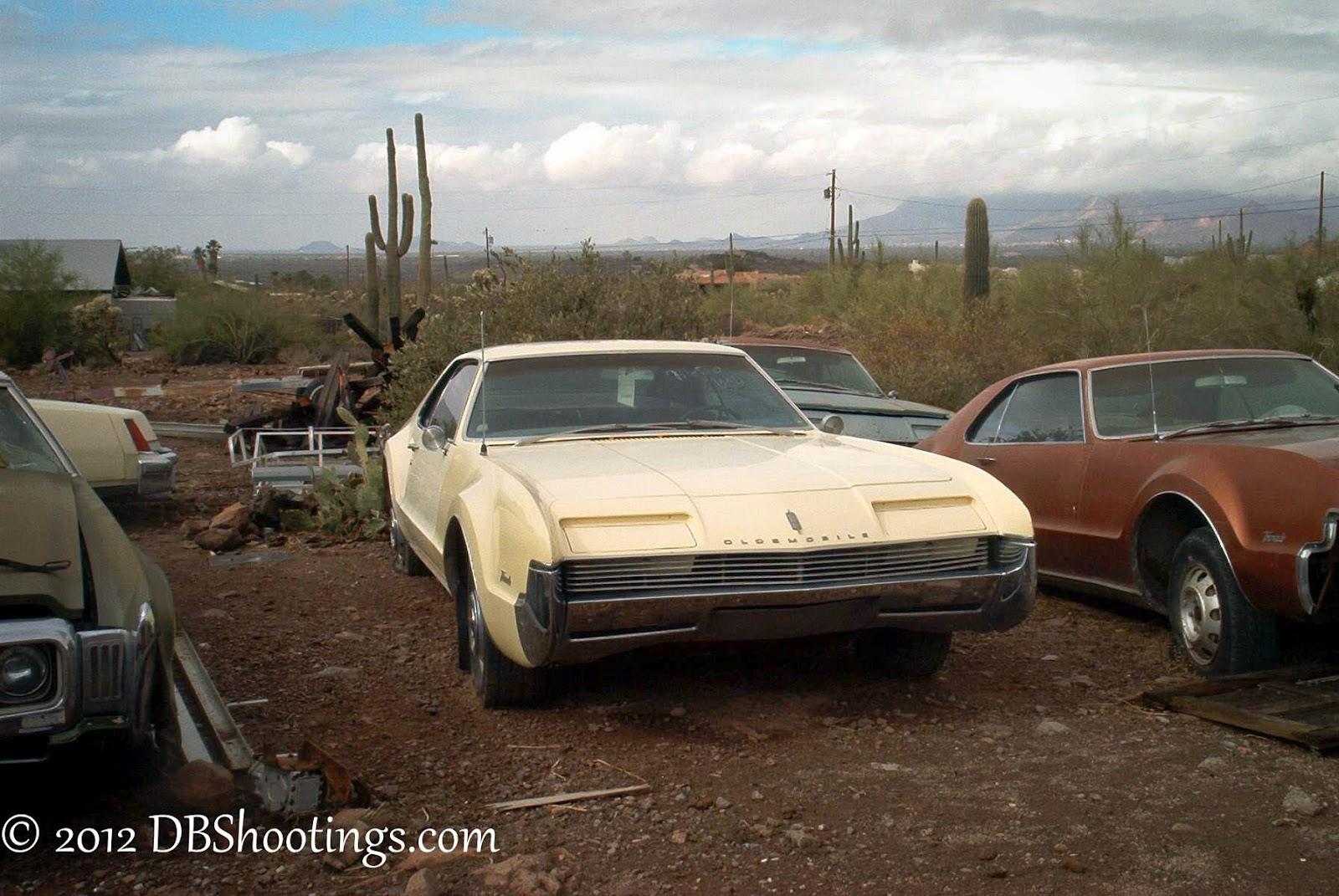 1966 Oldsmobile Tornado