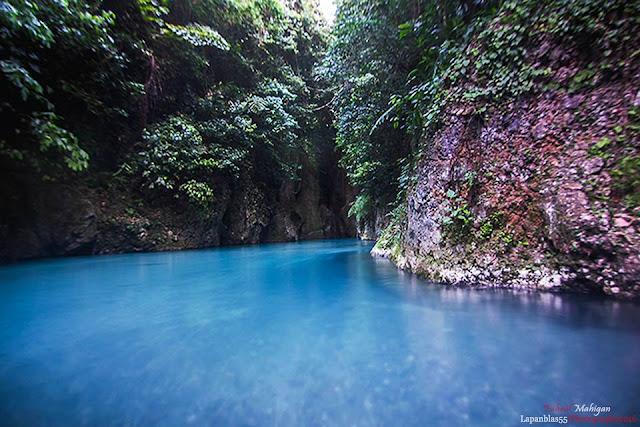"""Danau Tebing Makariki """"Hidden Paradise"""" di Pulau Seram"""