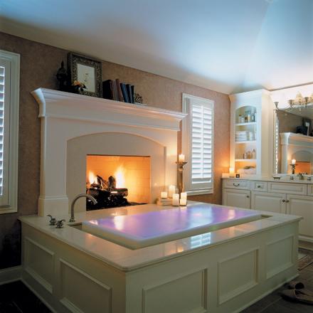 fashion & life style: luxury bathroom design