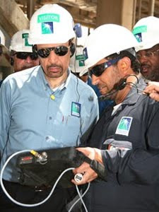 YANBU GAS LAUNCHED – SAUDI ARAMCO