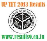 UP TET 2013 Results