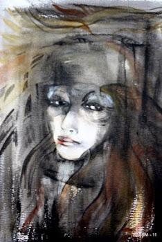 Fågelkvinna