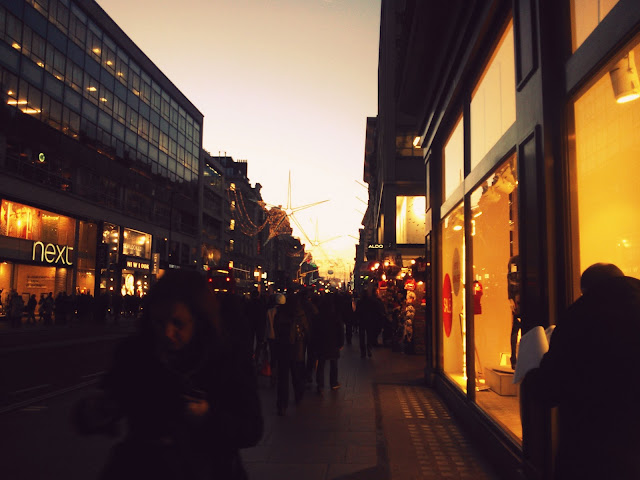 london oxford street