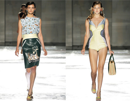 Prada S/S 12 collection