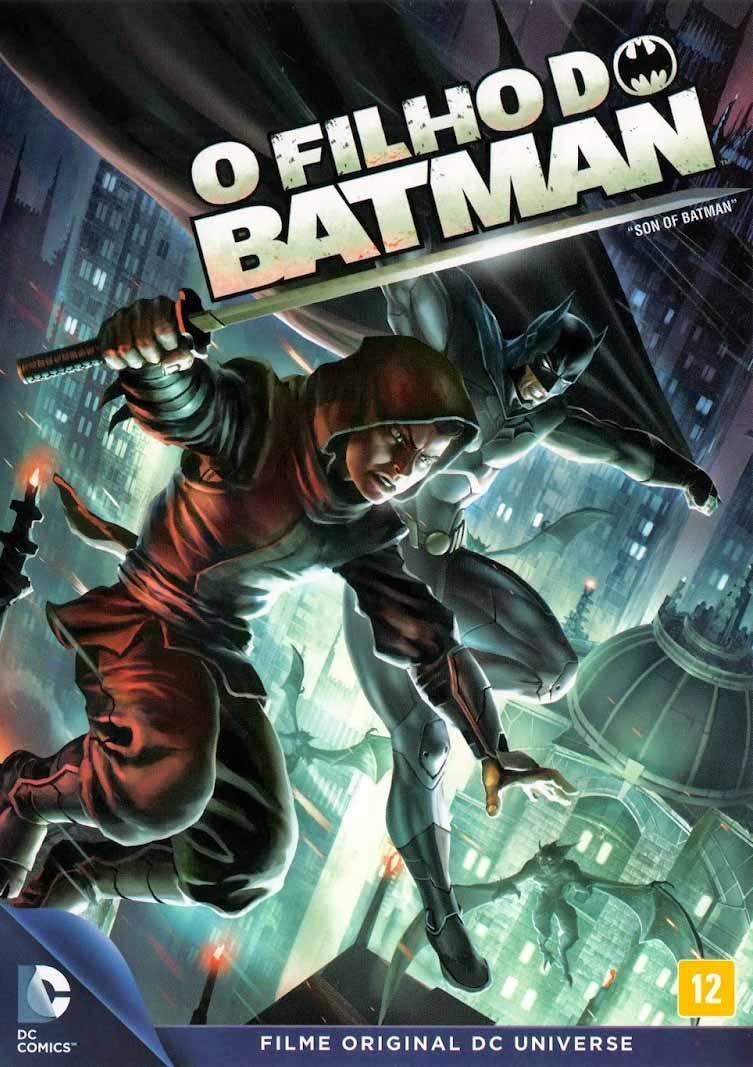 O Filho do Batman Torrent - Blu-ray Rip 1080p Dublado (2014)