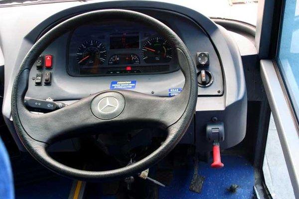 Steering Wheels | Mercedes-Benz MB OH-1518