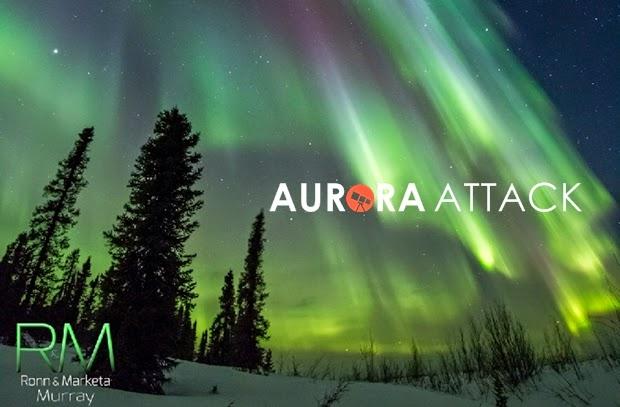 GALERI: Serangan Aurora di Langit Kutub-kutub Bumi Tiga Hari Beruntun