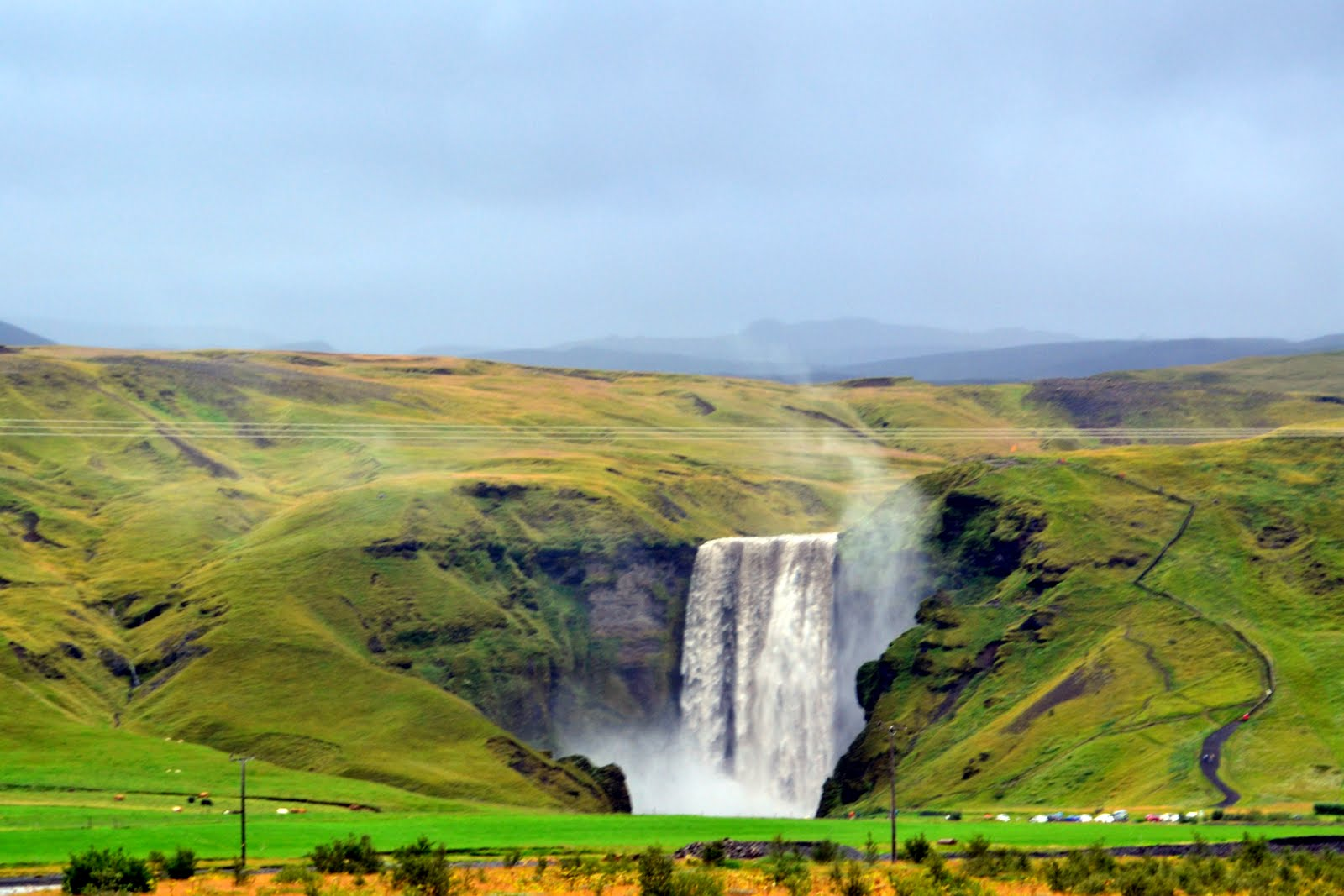 Hofn Iceland  city pictures gallery : The scenery was so beautiful that the drive went by so quickly. By the ...