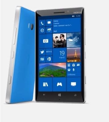 Ponsel Windows Phone 10 Pertama Akan Segaera di Luncurkan