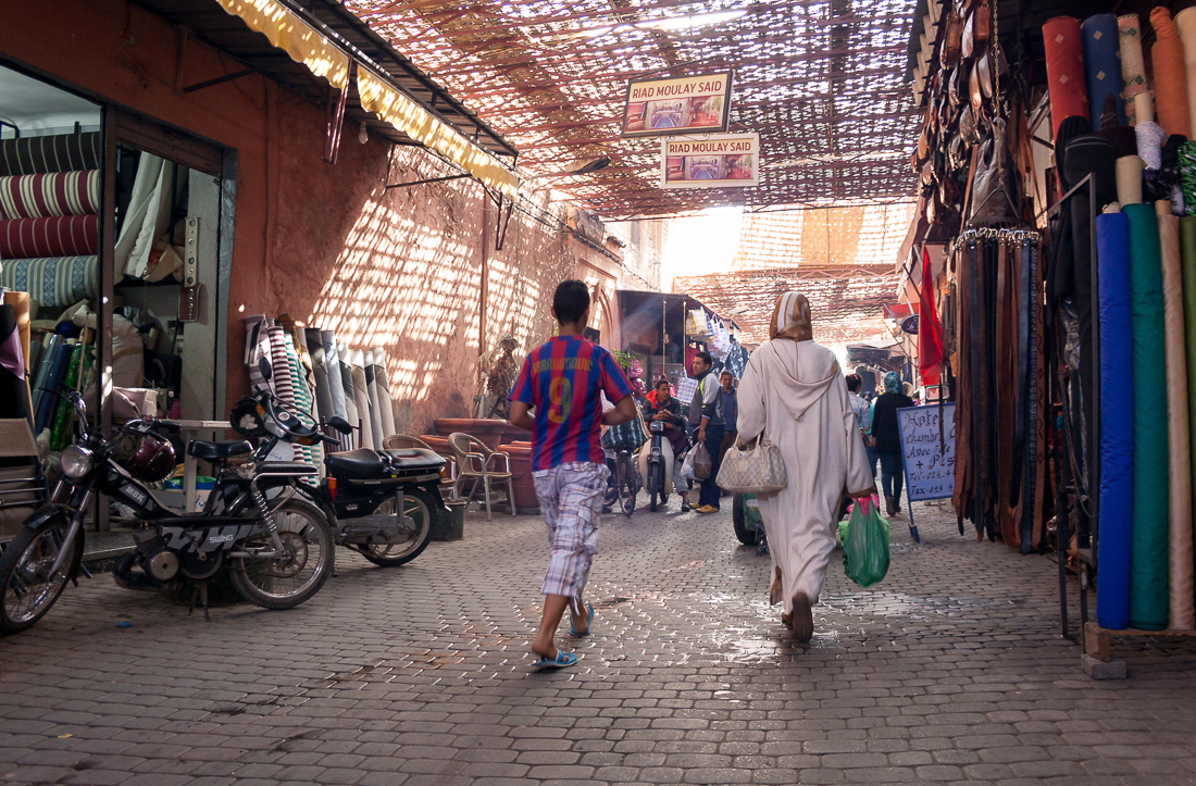 Vacanta Maroc. Marrakech