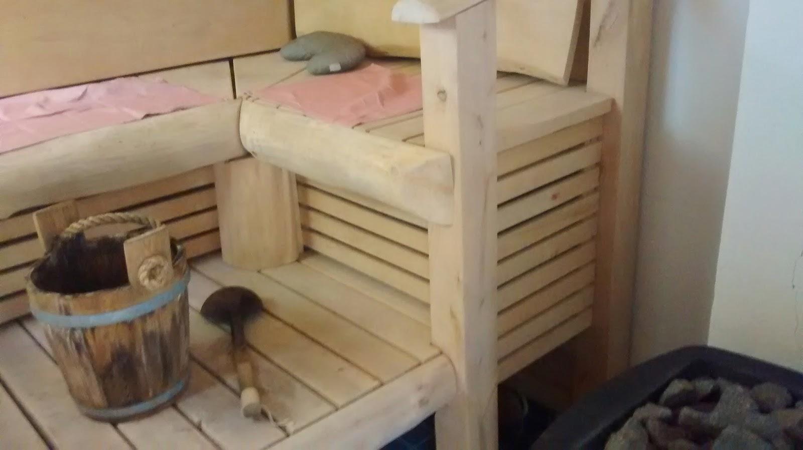 Fazer sauna é uma antiga tradição finlandesa