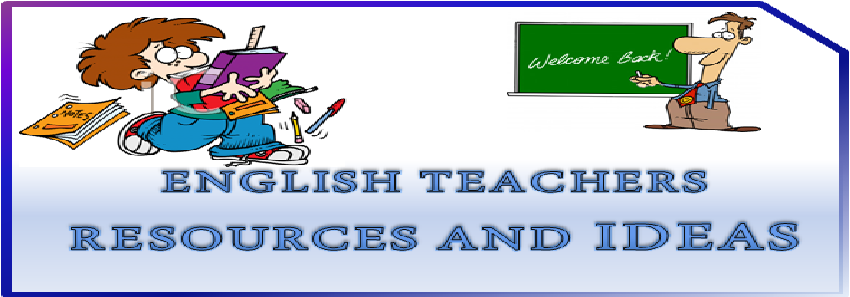 English teachers resources and ideas