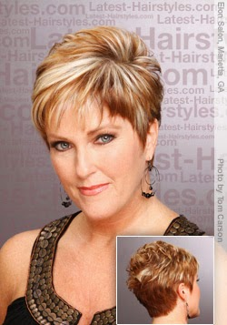 Short Hairstyle Favorite