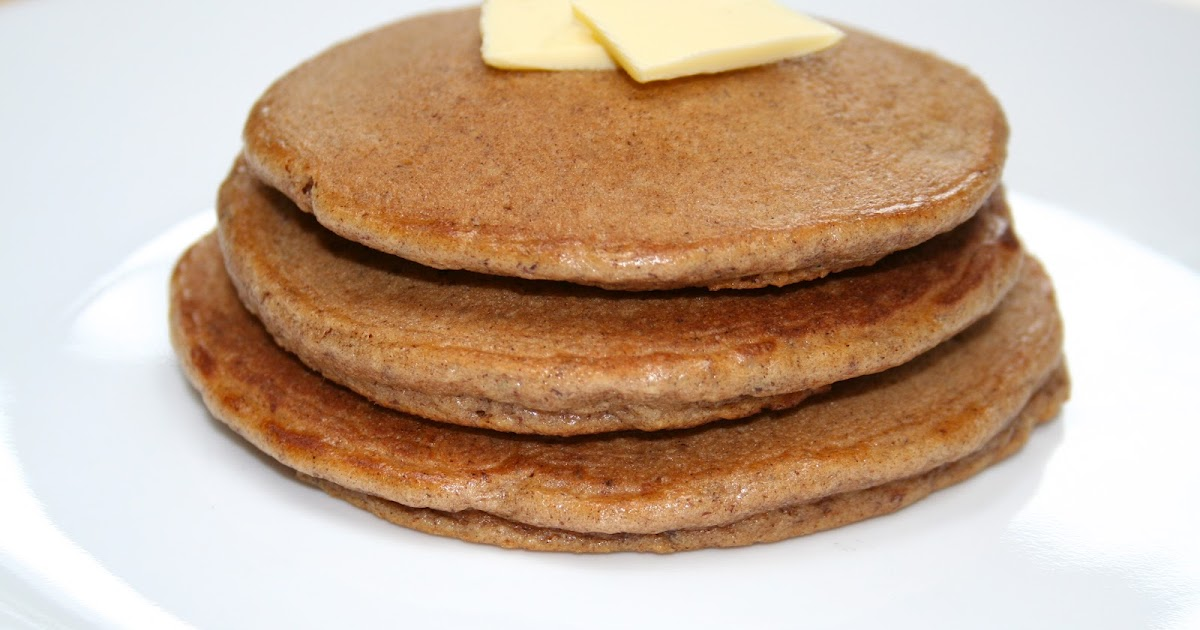 New and Improved Fluffy and Tasty GF and Paleo Pancakes!